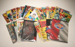 25 superman comics